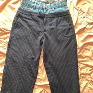 Stylish jean/slack pants